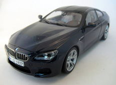 Paragon - Scale 1/18 - BMW M6 Coupe F13M - Imperial Blue