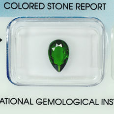 Diopside - 1.61 ct, no reserve price