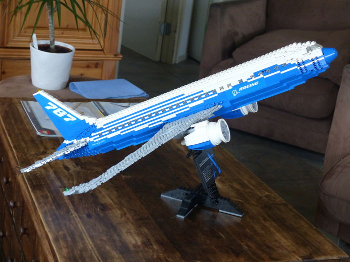 Sculptures - 10177 - Boeing 787 Dreamliner