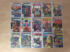 Marvel Comics - The Thing - Various Series Including Complete Vol 1 - 69x SC - (1976 - 2010)