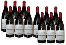 2014 Châteauneuf-du-Pape Armand Dartois - 12 bottles at 0.75l each