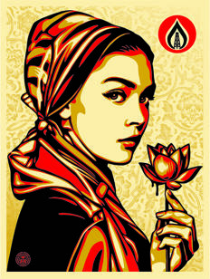 Shepard Fairey - Natural Springs