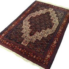 "Senneh – 155 x 108 cm – ""Persian carpet in wonderful condition""."