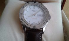 """LONGINES"" watch, ADMIRAL 5 Star model, like new, men's wristwatch"