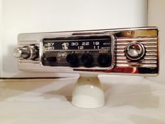 Ten ARX classic old-timer car radio from the 1960s/70s