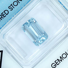 Aquamarine – 3.02 ct