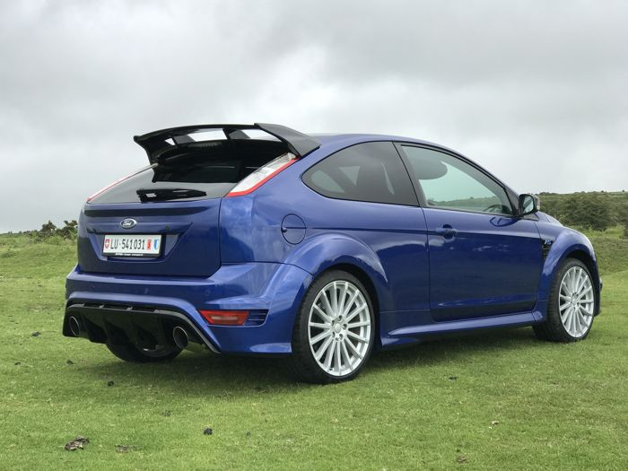 Ford Focus Rs Mk2 2009 Catawiki
