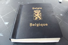 Belgium 1850/1985 – Advanced collection in DAVO album
