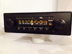 Philips 783 classic oldtimer car radio from the 1970 's Opel, Ford, Mercedes, Volkswagen.