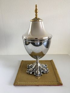 Silver plated hostia chalice - the Netherlands - 1st half 20th century