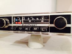 Classic Blaupunkt Bremen classic car stereo from the 1960s/1970s Volkswagen