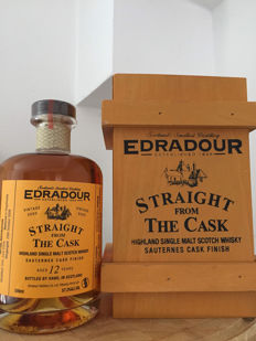 Edradour Straight from the Cask 12 years old