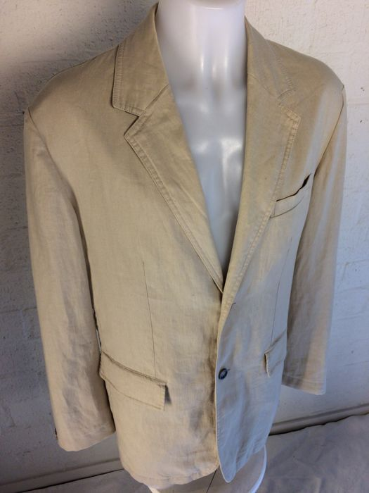 Burberry London - Linen coat
