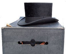 Top hat, France, ca. 1950