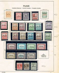 Fiume collection 1918-1924