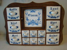 Dutch herb box