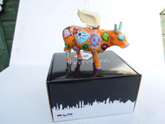 Cow Parade - Netherlands - Angelicow - Medium - Resin.