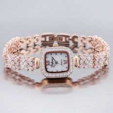 Difeini - Ladies jewelry watch - 2015