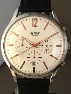 Henry London — Highgate Chronograph Date — Heren — 2011-heden
