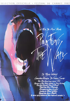 Gerald Scarfe - The Wall (Pink Floyd) - 1982