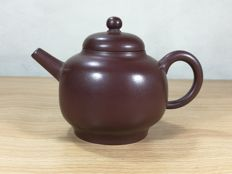 Teapot, Yixing clay - China - First half 20th century
