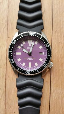 — Seiko 7002- 42mm Vintage diver´s watch — Men´s — 1980-1989