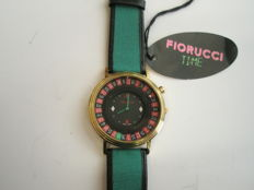 Men's watch - Brand: Fiorucci - Year: 1980