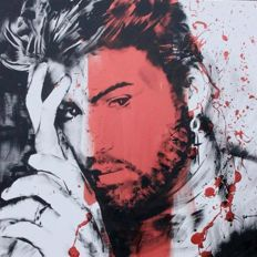 Bamu - At the end of the line / GEORGE MICHAEL