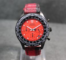 DETOMASO Firenze men's watch Chronograph textile strap new