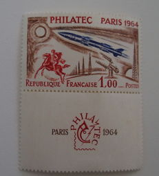 France 1950/1980 – Lot of 501 stamps