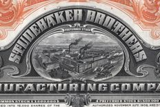 USA (Indiana) - Studebaker Brothers Manufacturing Company - 19__