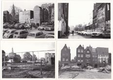 AMSTERDAM-100 x-black and white photos-period: 1950's to 1980's