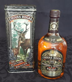 "Chivas Regal 'The Scottish Wildlife Collection' - ""The Red Deer"" - Limited Edition"