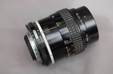 Micro nikkor 55mm 1:3.5 lens no. 951490