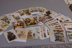 Germany-approx. 300 assorted original Hummel cards-period:1938/1990