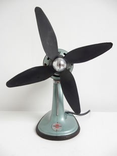 Progress –  W03 table fan.