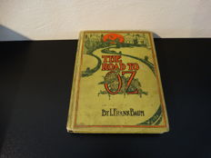 L. Frank Baum - The Road of Oz & The tin woodman - 2 volumes - 1909/without date