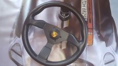 Porsche DP Motorsport Nardi steering wheel 911 964 928 944