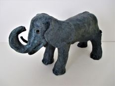 Liz Hansen - Unique 'Olifant' (Elephant) sculpture.