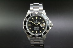 Rolex - Submariner transitional - 168000 - Men's watch - 1980-1989
