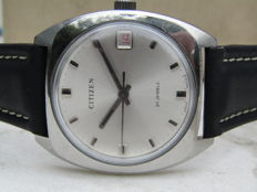 Citizen – men's wristwatch – 1970s