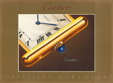 Anonymous - Cartier Joailliers Horlogers - 1985
