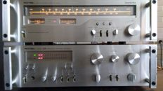 Rotel RA 2020 TOP amplifier en RT 2000 TOP tuner in beautiful condition