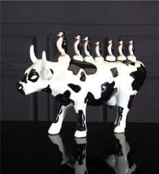 CowParade - Transporte Coletivo Medium - Angeli