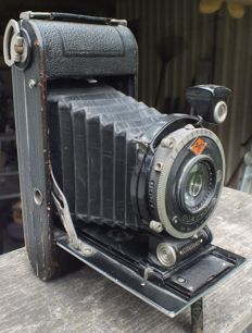 Old camera Agfa STANDARD from 1927