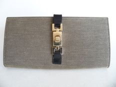 Gucci bi-sided bi-fold clutch - *No Reserve Price!*