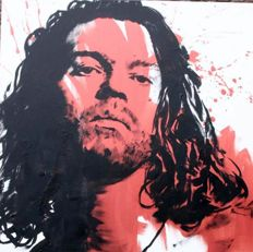 Bamu - At the end of the line /  MICHAEL HUTCHENCE