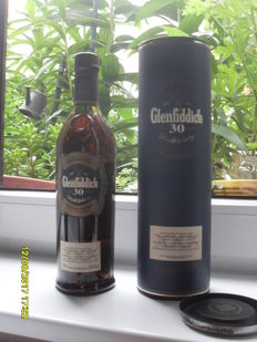 Glenfiddich 30 years old - XXX