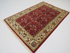 Dreamy and beautiful Persian carpet Indo/Kerman 184 x 122 cm, end of the 20th century, IN TOP CONDITION