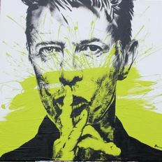 Bamu - At the end of the line / DAVID BOWIE